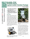 6400-22L Lighted Conifer Chamber