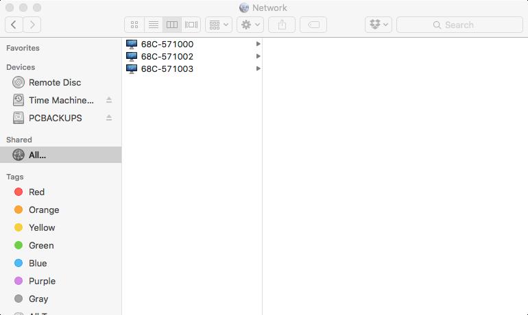 LI-6800 | Transferring files to a computer