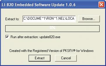 LI-840A   Embedded Software Update Instructions