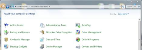 usb com port driver windows 7