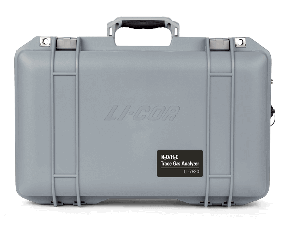 LI-COR Trace Gas Analyzer